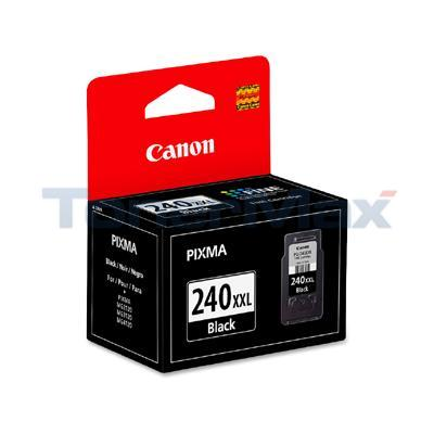 CANON PG-240XXL INK CARTRIDGE BLACK